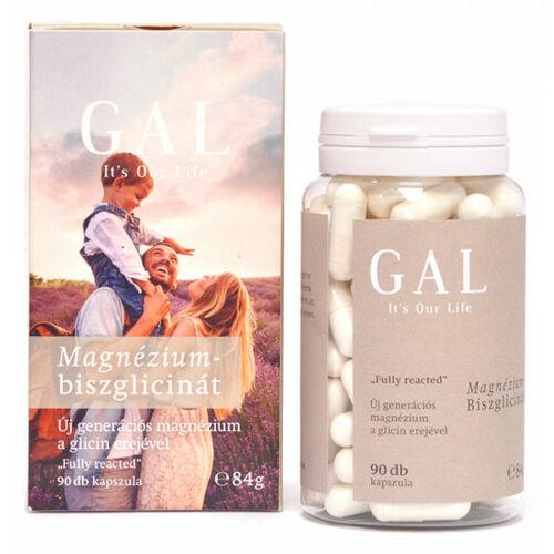 GAL Magnézium-biszglicinát kapszula – 90db