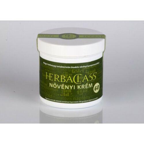 """Herbaclass növényi krém """"60""""-as  300ml"""