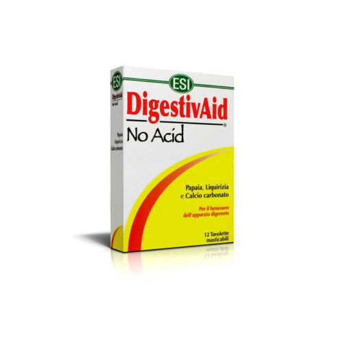 Digestivaid - lúgosító és savlekötő tabletta