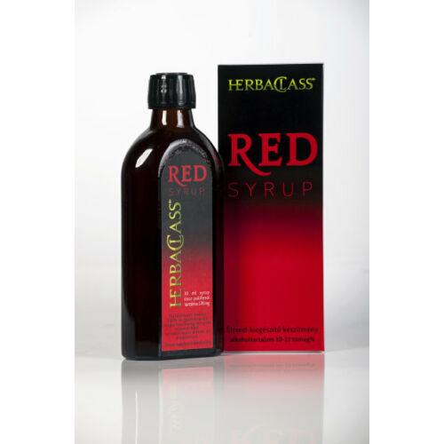 Herbaclass RED szirup  - 250 ml