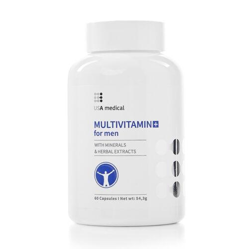 Multivitamin for Men - USA Medical - 60 db