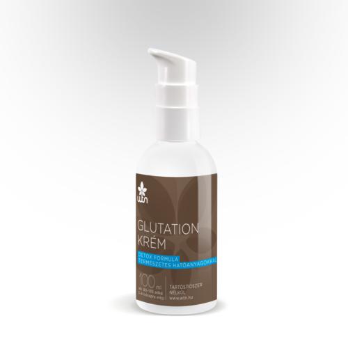 Glutation krém - a máj támogatására 100 ml