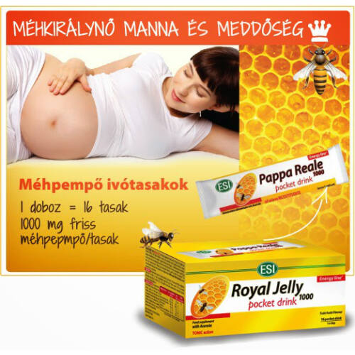ESI Royal Jelly méhpempő