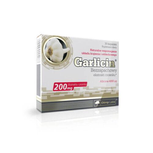 Garlicin -fokhagyma kapszula