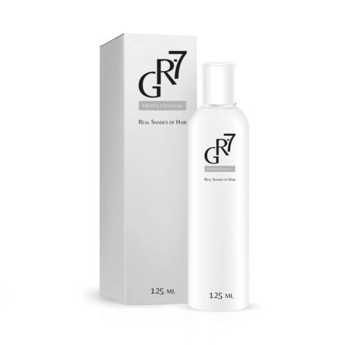 GR-7 - Őszülés elleni tonic - A haj igazi árnyalata  1 db