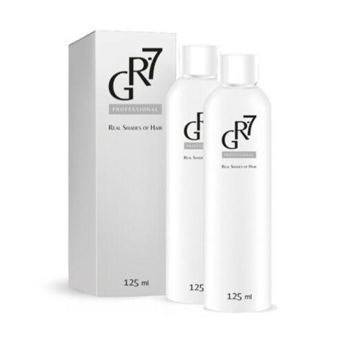 GR-7 - Őszülés elleni tonic - A haj igazi árnyalata  2 db