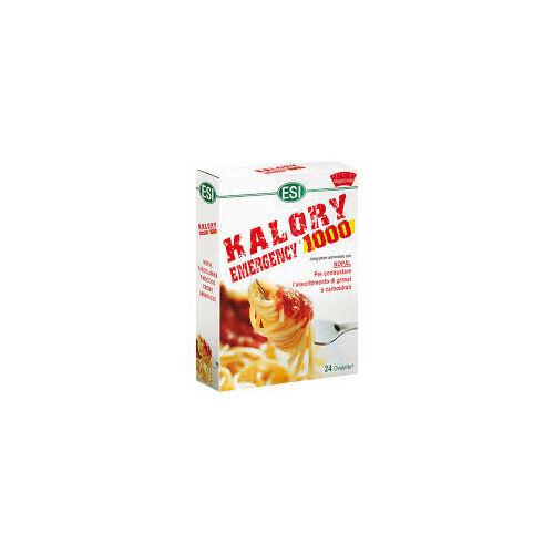 KALORY EMERGENCY 1000 tabletta - Étvágycsökkentő és Zsírmágnes 24 db