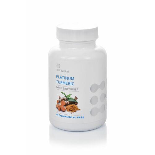 USA medical KURKUMA (Platinum Turmeric) kapszula 60 db